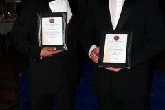 Paul and Gary Awards at Buxton